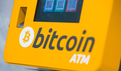 Bitcoin ATMs, which are very limited in Melbourne, allow customers to exchange cash for the cryptocurrency.