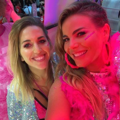 Fiona Falkiner and Hayley Willis: March 2019