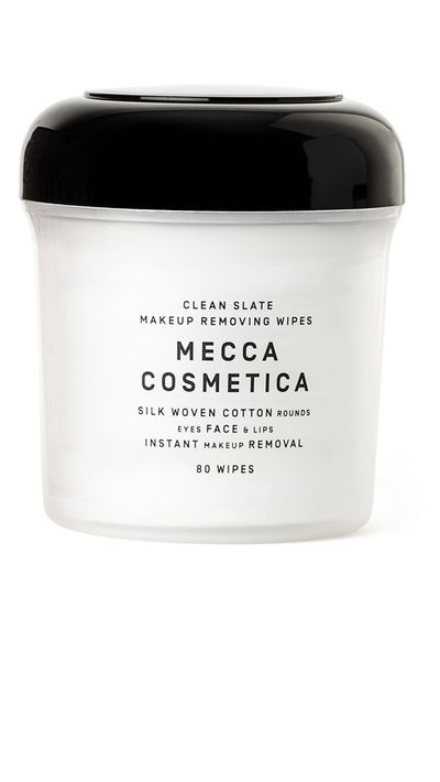 "<a href=""http://mecca.com.au/mecca-cosmetica/clean-slate-makeup-removing-wipes/I-018773.html#q=wipes&amp;start=1"" target=""_blank"">Clean Slate Make-up Removing Wipes, $28, Mecca Cosmetica</a>"