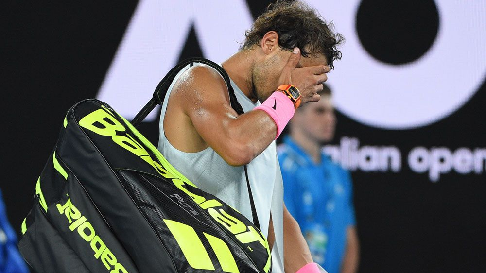Rafael Nadal demands answers after latest injury blow at Australian Open