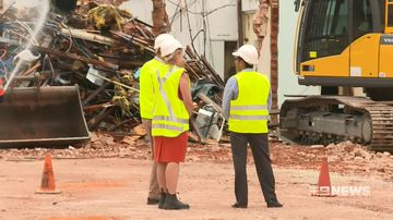work begins on wagga base hospital redevelopment