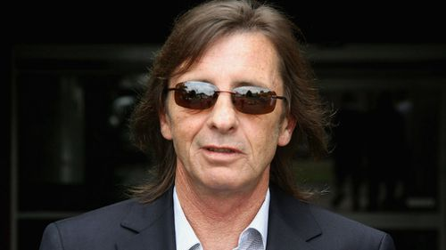 AC/DC drummer to fight murder charges