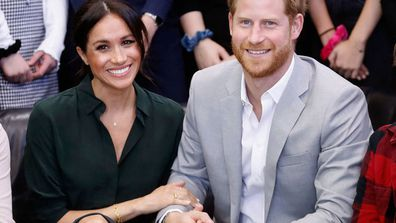 Meghan Markle Prince Harry baby