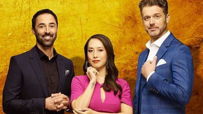 Jock Zonfrillo, Melissa Leong and Andy Allen are the new judges of MasterChef.