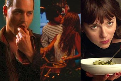 """Since witnessing Scarlett Johansson seductively eating in the bedroom for <i>Chef</i>, TheFIX got thinking just how much of a saucy combination food and sex are in films.<br/><br/>From the tantalising <i>Chocolat</i> to the seductive <i>Woman on Top</i>, flick through our slideshow of the sexiest foodie flicks...<br/><br/>(<i>Author: <b><a target=""""_blank"""" href=""""https://twitter.com/yazberries"""">Yasmin Vought</a></b></i>. Approved by Amy Nelmes.)"""