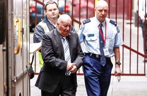 Pavlis will be eligible for parole after 12 years imprisonment.