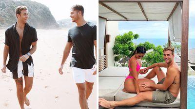 Josh and Amelia, wait... Dom?