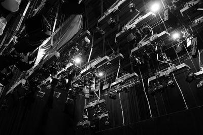 Lighting in Studio 22