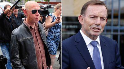 DJ admits to headbutting Tony Abbott