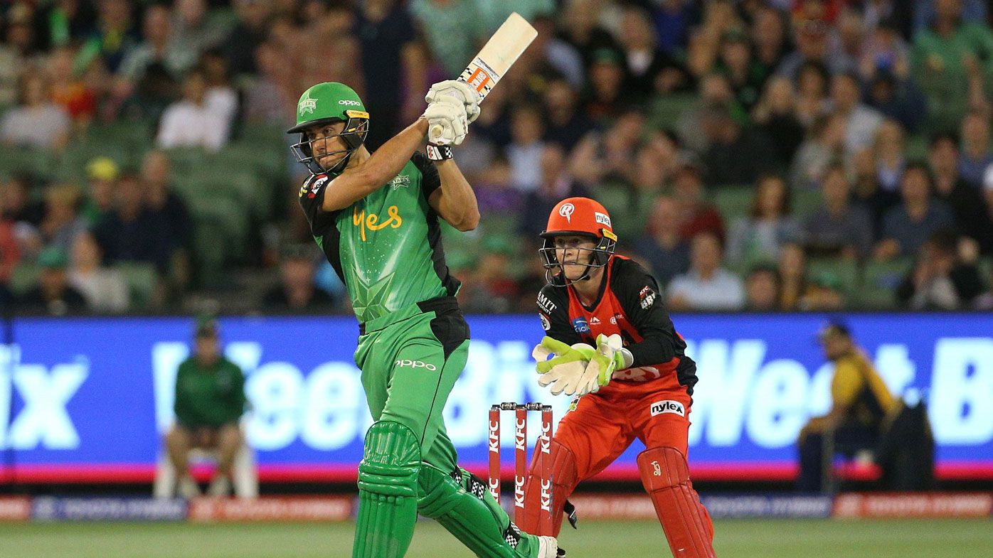 Stoinis shines for Stars in easy BBL win