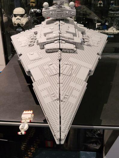 Stephen Fenech, Lego Star Wars