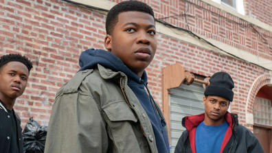 The series chronicles the early life of Kanan Stark played by Mekai Curtis.
