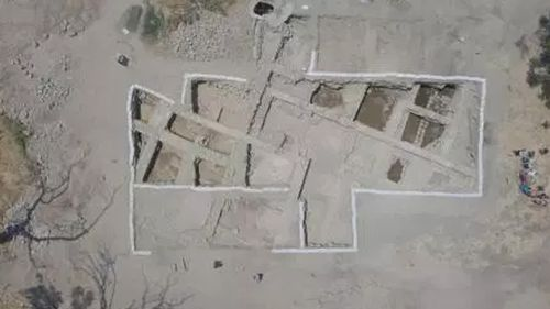 Archaeologists claim to have uncovered the 'Church of the Apostles'