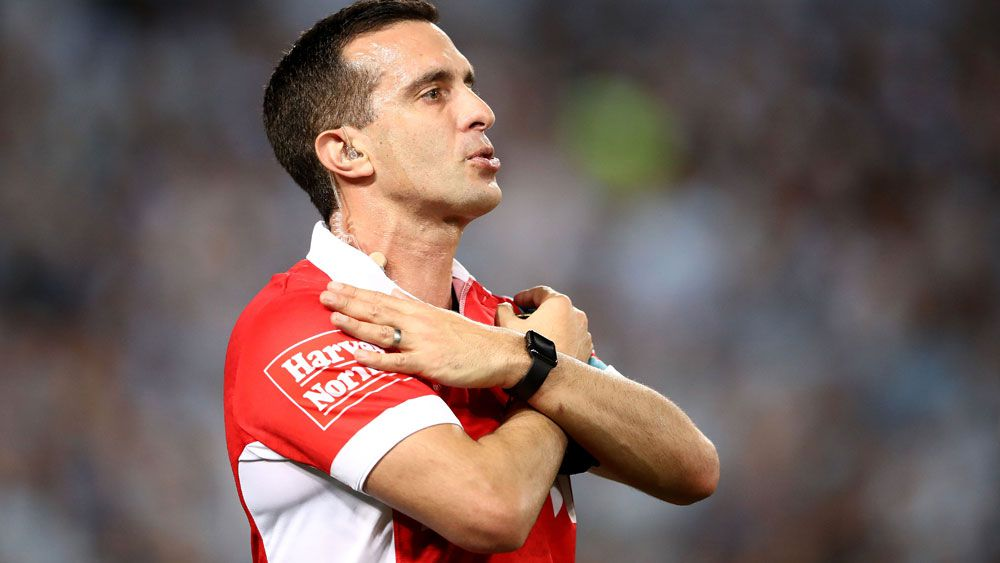 Matt Cecchin overlooked as referee for Rugby League World Cup final