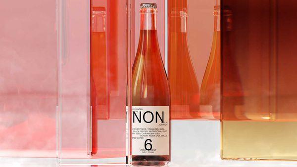 NON Non Alcoholic Wine 750mL, $30