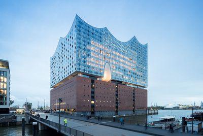 <strong>Elbphilharmonie Hamburg by Herzog & de Meuron</strong>