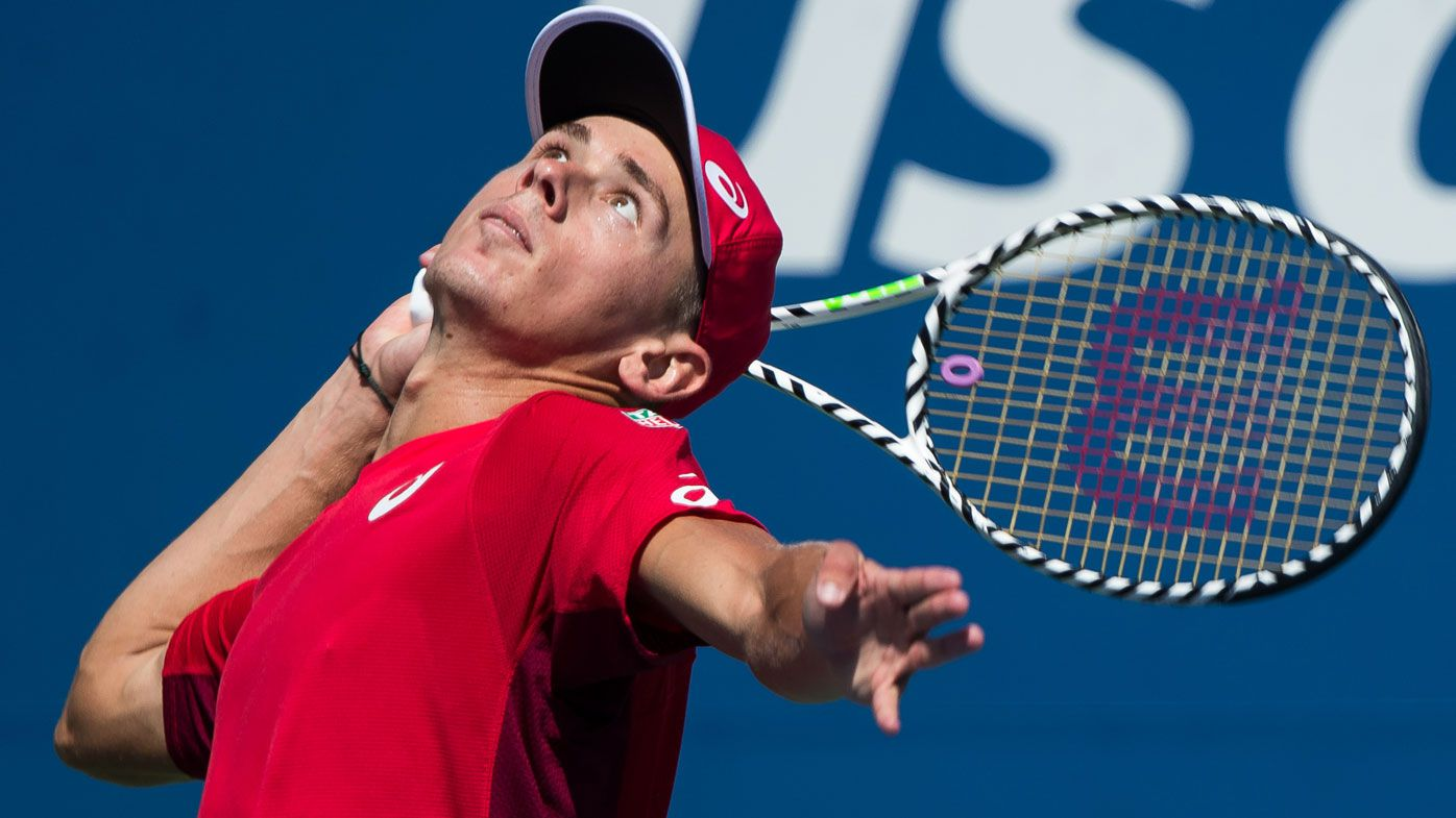 Alex de Minaur addresses concerns about lack of weapons with brilliant 2019 - Wide World of Sports