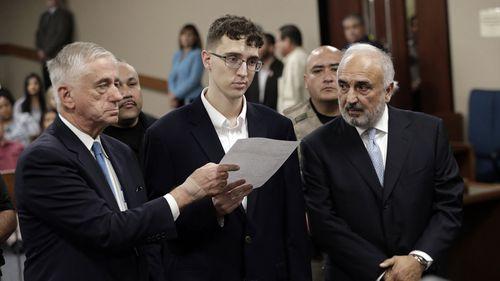Accused El Paso gunman Patrick Crusius pleaded not guilty in a brief court appearance.