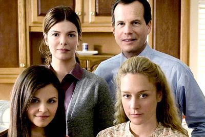<b>Who are they?</b> Bill, his wife Barbara and their children Sarah, Ben and Tancy. And Bill's other wife Nicolette and their children Wayne and Raymond. And Bill's <em>other</em> other wife Margene and their kids Aaron, Lester and Nell.<br/><br/><strong>Why they're awesome:</strong> Coming from a fundamentalist Mormon sect, the Henricksons are a polygamist family who live across three adjoining houses in Salt Lake City. Certainly a model of unconventional families.<br/><br/><b>Rival clan:</b>  The Camdens (<em>Seventh Heaven</em>). Another religious family, albeit a much more conventional one, the Camdens are headed by Reverend Eric, who enjoys stalking his seven children.