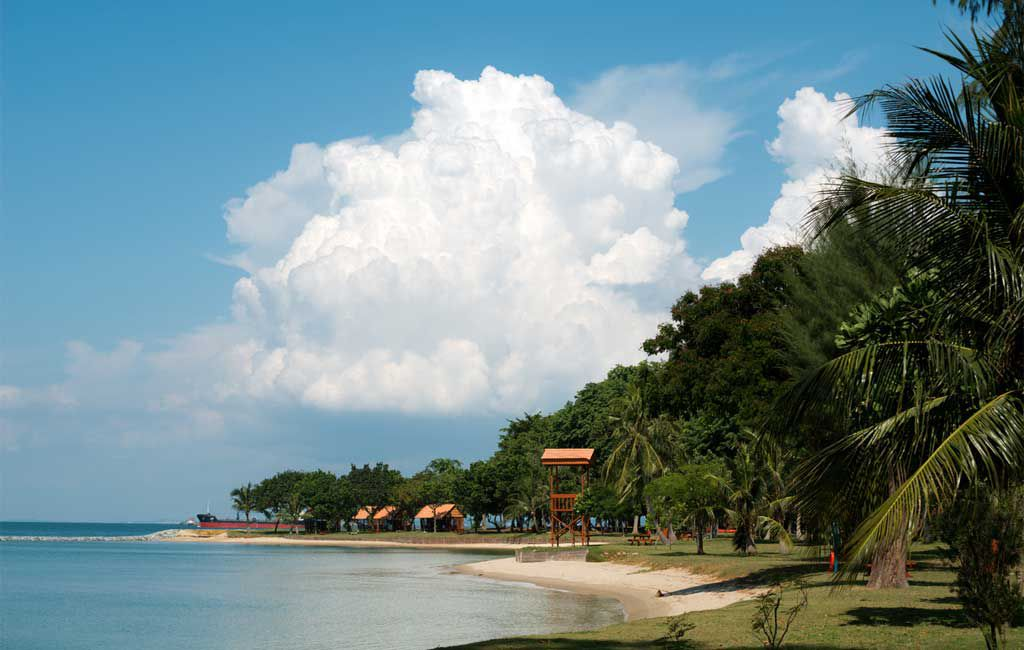 Day tripping in Singapore: Kusu Island istock