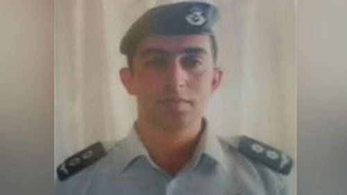 Captured Jordanian pilot Maaz al-Kassasbeh. (Supplied)