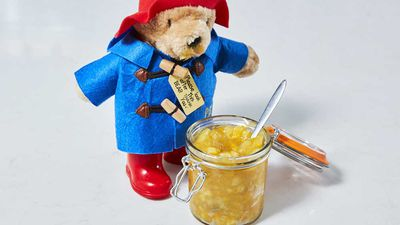 Paddington's pineapple marmalade