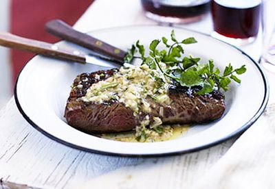 Reduce risk of Alzheimer's: STEAK