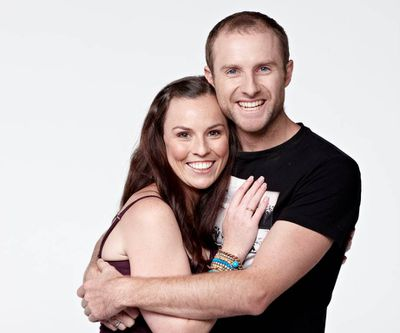 <strong>2011:&nbsp;Polly and Warwick 'Waz' Jones</strong>