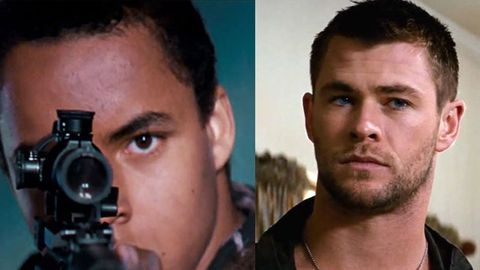 Watch: Tom Cruise's son Connor in his first major movie role - with Chris Hemsworth in Red Dawn