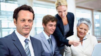 <p>Vince Vaughn in Unfinished Business</p><p>Worldwide Gross: $19million</p><p>Cost: $50million</p>