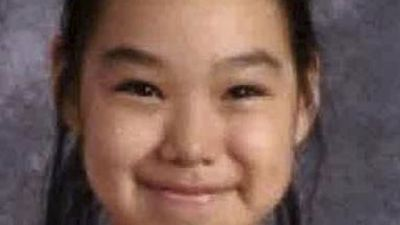 Man found with phone of missing US girl, 10, charged over her death