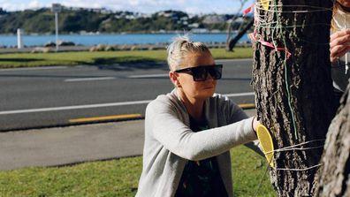 Mother of NZ teen dies in crash memorial