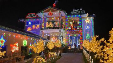 The best Christmas light displays across Australia