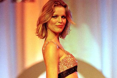 "After winning a beauty contest in Prague at 16, Eva Herzigova went on to work for Guess, Victoria's Secret, Agent Provocateur and <I>Sports Illustrated</I>.<br/> <br/>Most famous for her Wonderbra ""Hello Boys"" campaign in 1994, the Czech supermodel cemented herself as the Marilyn Monroe of the 90s. <br/><br/>She went on to play Picasso's wife Olga Khoklova in the movie <I>Modigliani</i> and starred in underground flick for French director Gaspar Noe."