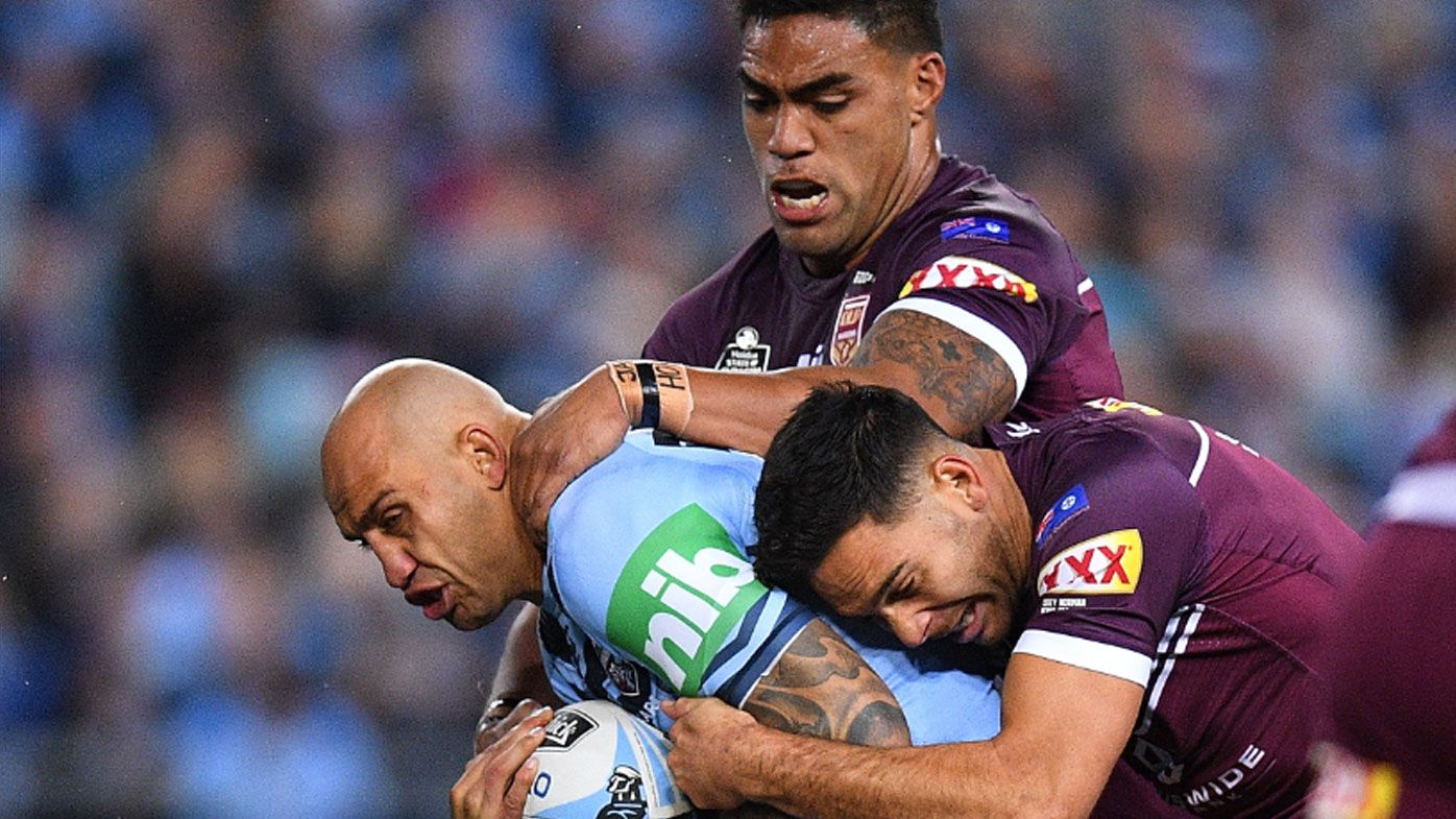 Blake Ferguson NSW Origin