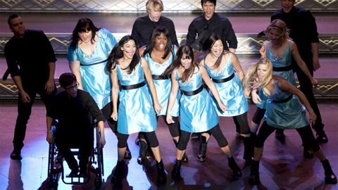 Glee to pay tribute to Lady Gaga in whopping 90-minute episode