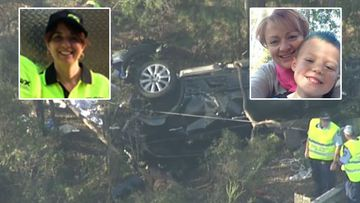 Family seeks answers over crash that killed mum and son
