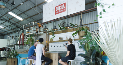 The Dirty Bucha Tap House, Byron Bay