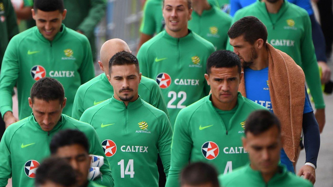 Socceroos cannot be 'impressed' by France: van Marwijk