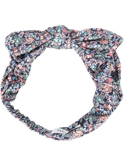 "Maison Michel floral print headband, $574 at <strong><a href=""https://www.farfetch.com/au/shopping/women/maison-michel-floral-print-headband-item-11832102.aspx?storeid=9352&amp;from=search&amp;rnkdmnly=1"" target=""_blank"" draggable=""false"">Farfetch</a></strong><br>"