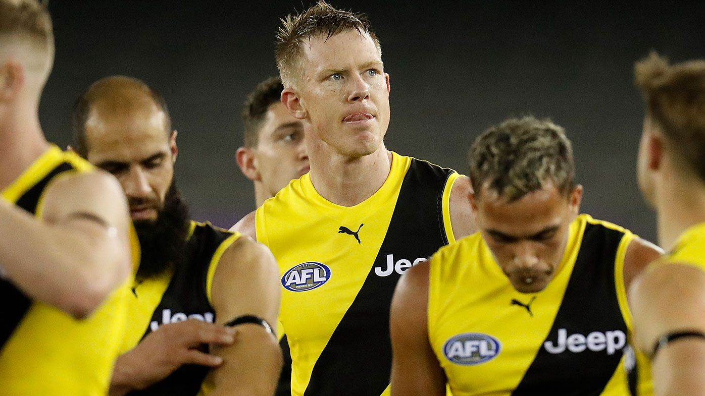 Riewoldt 'cried like a baby' in emotional departure to join AFL hub in Queensland