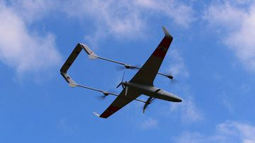 The Sydney island that's home to world-leading drone technology