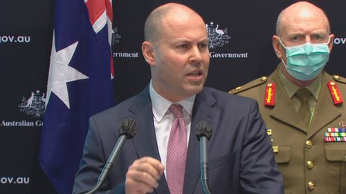 Federal Treasurer Josh Frydenbereg said there are three key takeaways from the economic analysis of the report.