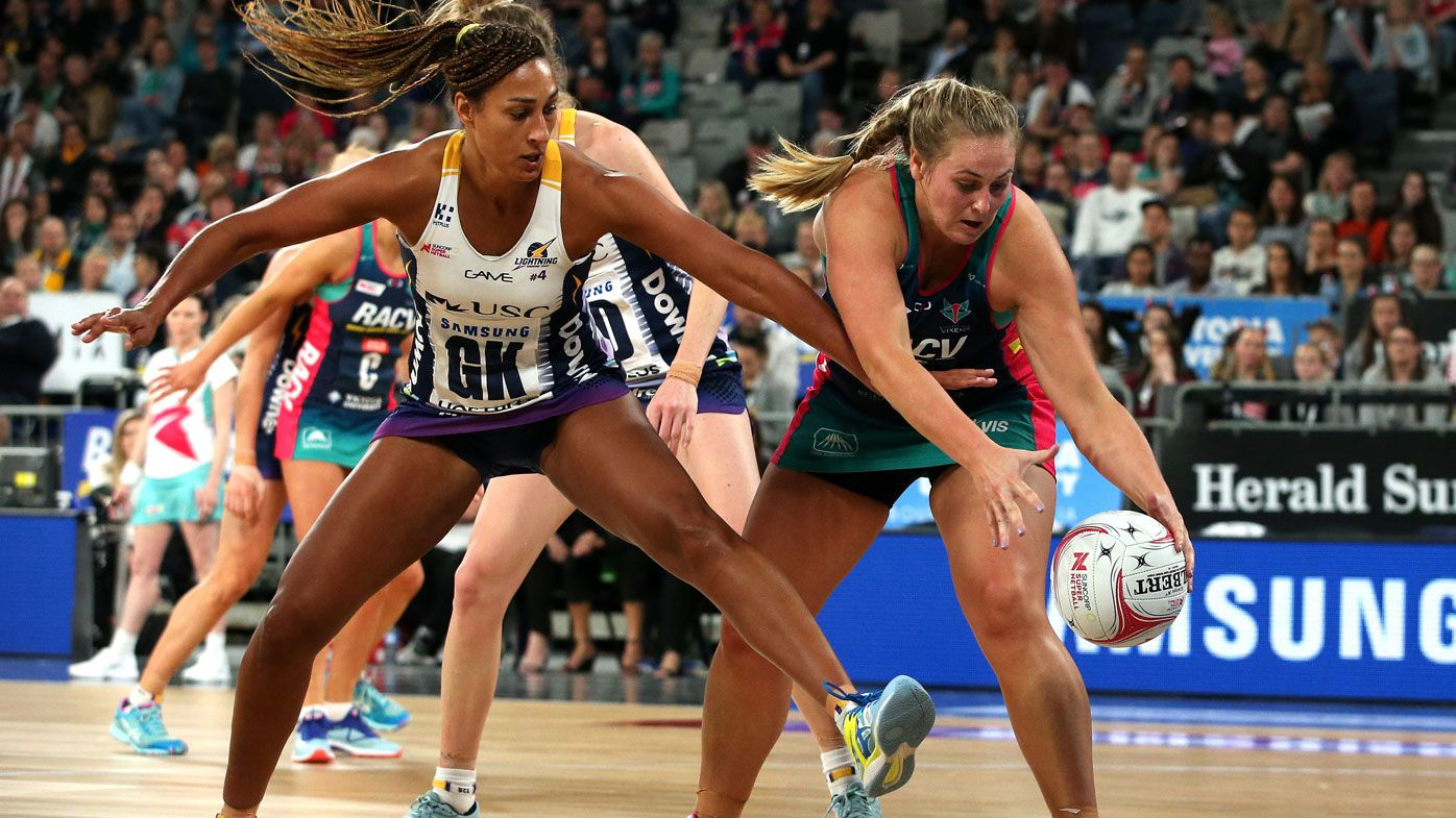 Sunshine Coast Lightning advance to Super Netball semis with win over Melbourne Vixens