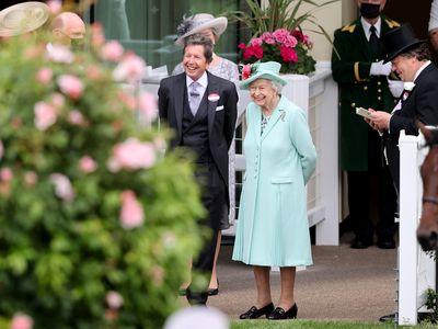 The Queen attends Royal Ascot, June