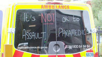 Vic ambo, cop attacks on par with murder