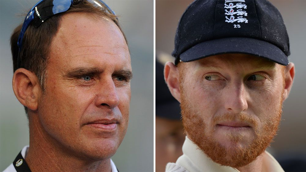 Former Australian opener Matthew Hayden and English allrounder Ben Stokes engage in Ashes war of words