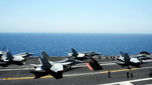 US launches third round of airstrikes against Islamic militants in Iraq