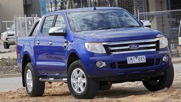 2: Ford Ranger
