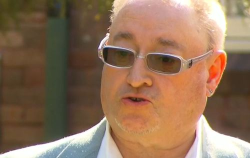 Stewart Pitt, who on the weekend had to sell their family home their parents bought in 1958 to pay back a reverse mortgage, knew the day would come. Picture: 9NEWS